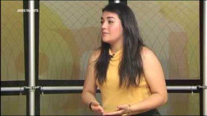 Joves Talents – Laura Tapiolas