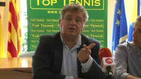 L'empresa Top Tennis gestionarà les pistes municipals de tennis de Montbui amb un pla de millora i ampliació de les instal•lacions