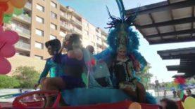 Una desfilada recorre els carrers de Montbui en el 'Pride 2017'