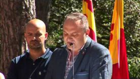 L'Anoia commemora la Diada Nacional amb actes institucionals i independentistes
