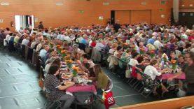 La gent gran de la comarca celebra el seu dia a Òdena