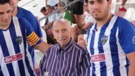 Vilanova acomiada el metge Emilio Longarón