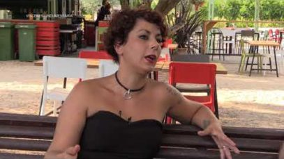 Vísceres i indumentària – Maria Salinas