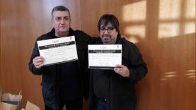 "Antoni Llena guanya el 8è concurs de microrelats de por ""Uuh!"""