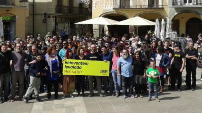La CUP Igualada organitza una Assemblea Oberta aquest dissabte
