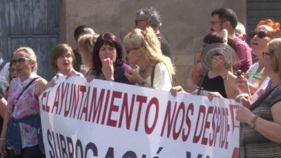 La justícia declara improcedent l'acomiadament de la treballadora de la neteja de l'Ajuntament de Vilanova del Camí