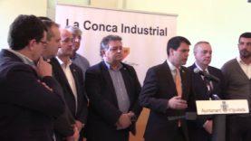 El col·lectiu 'Per la Conca' critica la falta de debat respecte el polígon de Can Morera