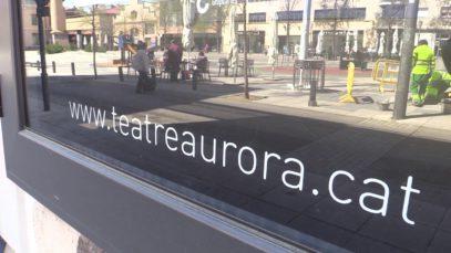 El Teatre de l'Aurora busca més Amics