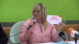 Ciutadans celebra l'acte central de campanya a Fàtima amb el diputat Nacho Martín Blanco
