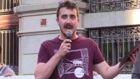 El Compromís Per la Conca es manifesta a Igualada contra el polígon de Can Morera
