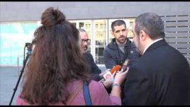 Advocats de Manresa presenten per l'actuació policial del passat 1 d'octubre