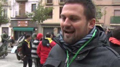 El bestiari festiu català pren la ciutat de Manresa durant el V 'Festivitas Bestiarium'