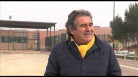 L'alcalde Montblanc visita els presos a Lledoners