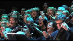 300 cantaires grans van donar vida al Comte Arnau aquest diumenge al Teatre Kursaal