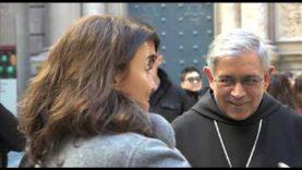 El Monestir de Montserrat ha inaugurat la restauració del seu claustre neoromànic