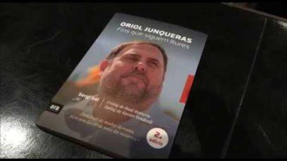 Manresa acull la presentació del llibre de Junqueras pocs dies abans que arrenqui el judici als presos polítics