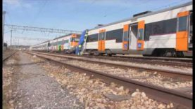 Possibles causes de l'accident de tren de Castellgalí