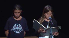 Calldetenes entrega els Premis Literaris