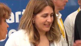 Marta Pascal, nova senadora