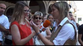 Festa Major de Vic 2018 – Anna Erra i balls a la plaça Major