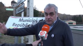 Vandalisme contra símbols independentistes