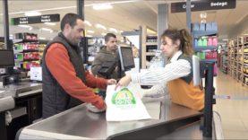 Mercadona substitueix les bosses de plàstic