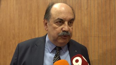 Josep Eladi Baños inaugura el Curs acadèmic del Consorci Hospitalari de Vic