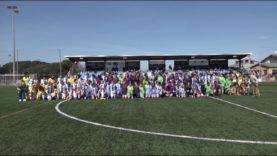 El futbol femení, de celebració a Taradell