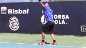 Comença el 6è Torneig Arcadi Manchón de Tennis a Montbui