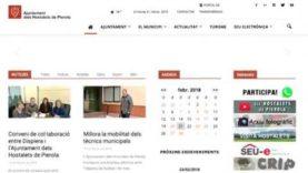 Hostalets de Pierola estrena portal turístic
