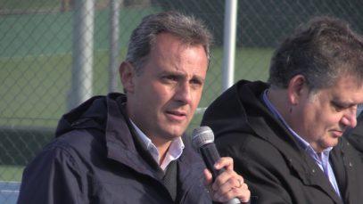 El Club Tennis Montbui amplia les instal·lacions de Can Passanals