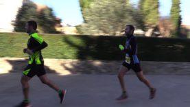 Més de mig miler de corredors omplen el centre d'Igualada per la Reis Race