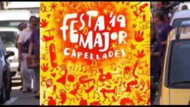 """Capellades reedita la campanya de Festa Major """"Estimo com vull"""""""