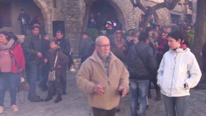 La Llacuna a punt per  celebrar la Fira de Sant Andreu