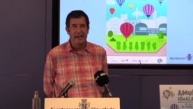 L'Eropean Balloon Festival d'Igualada homenatjarà els sanitaris en una edició en petit format