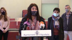 """Igualada inicia una campanya de Nadal centrada en """"fer pinya"""" amb el comerç, la restauració i la cultura local"""