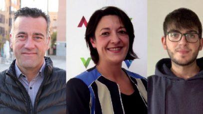 Jordi Riba serà el candidat del PSC-Anoia a les eleccions del Parlament acompanyat de Noemí Trucharte i David Oliva