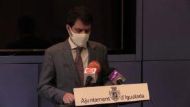 L'Ajuntament d'Igualada suspèn les activitats públiques a la via pública fins al 15 de gener i limita l'ús de les instal·lacions municipals