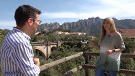 El Bruc de la cantant Gisela Lladó i l'escalador Eloi Callado – Univers Anoia