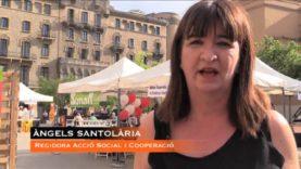 2a mostra d'economia social i solidària a Manresa