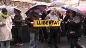Joan Badia, alcalde de Callús declara als jutjats