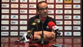 Ocampo se'n va del BAXI Manresa
