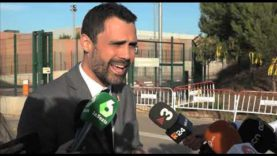 Roger Torrent a Lledoners