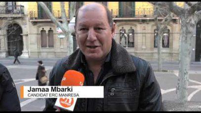 ERC de Manresa presenta dos nous candidats