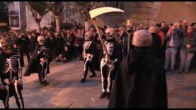 La processó de Manresa de Divendres Sant va celebrar aquest any 20 anys de la seva recuperació