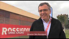 La planta de Rossignol a Artés va celebrar dissabte una jornada de portes obertes per celebrar els 25 anys de la fabricació d'esquís de fons