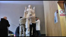Obres al Museu de Montserrat