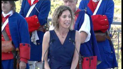 Talamanca recorda la batalla èpica del 1714