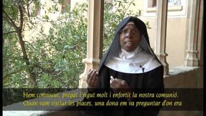 Sisters Blessed Virgin Mary a Montserrat