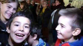 El Carnaval de Berga estrena el llibre d'honor durant l'enterro de la sardina